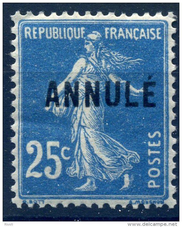FRANCE COURS INSTRUCTION 1923 YVERT N°140a-CI 225 NEUF AVEC CHARNIERE COTE 9E - Corsi Di Istruzione