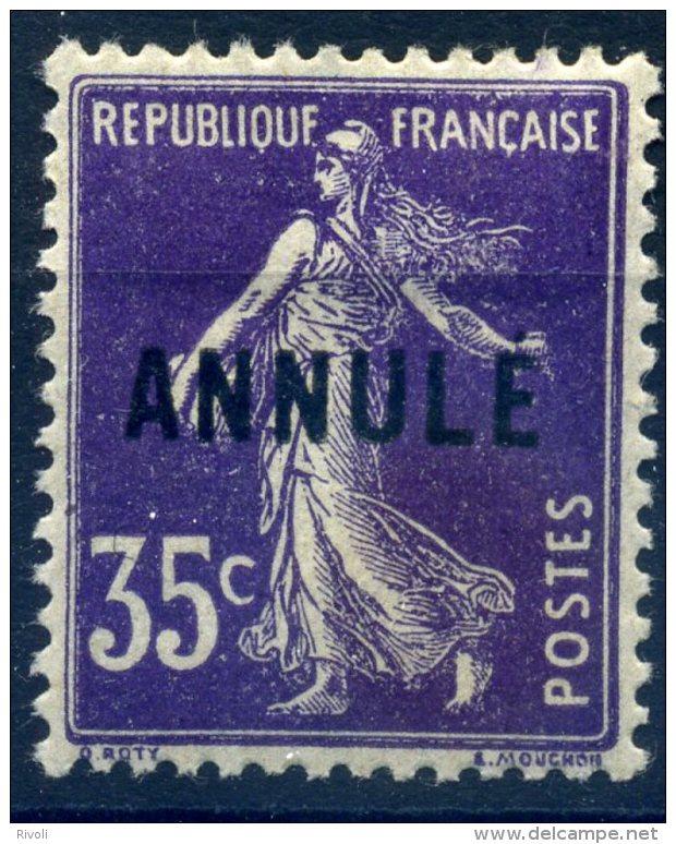 FRANCE COURS INSTRUCTION 1923 YVERT N°142-CI 1 NEUF AVEC CHARNIERE COTE 49E - Corsi Di Istruzione