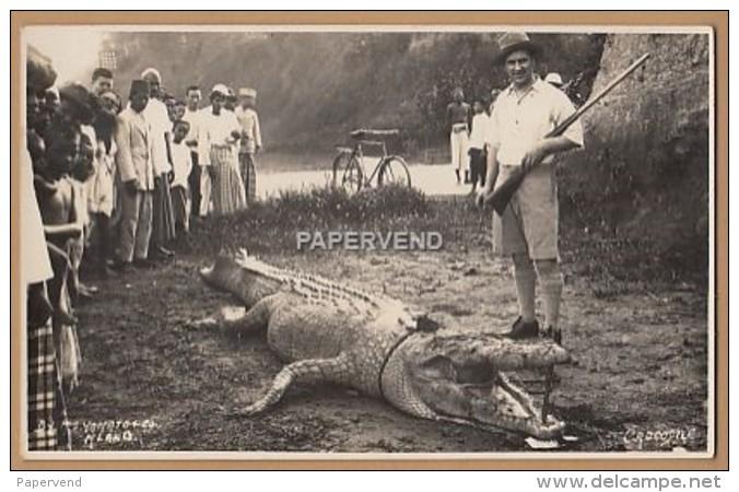 Malaysia  KLANG  Crocodile Hunter Klang River  Kl45 - Malaysia
