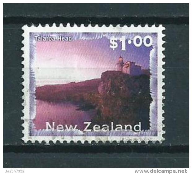 2000 New Zealand $1.00 Landscapes Used/gebruikt/oblitere - Gebruikt