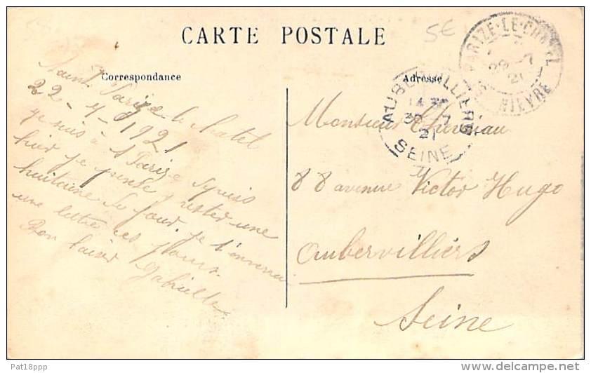 58 - ST PIERRE LE MOUTIER : Petit Lot De 2 CPA - Nièvre - Saint Pierre Le Moutier