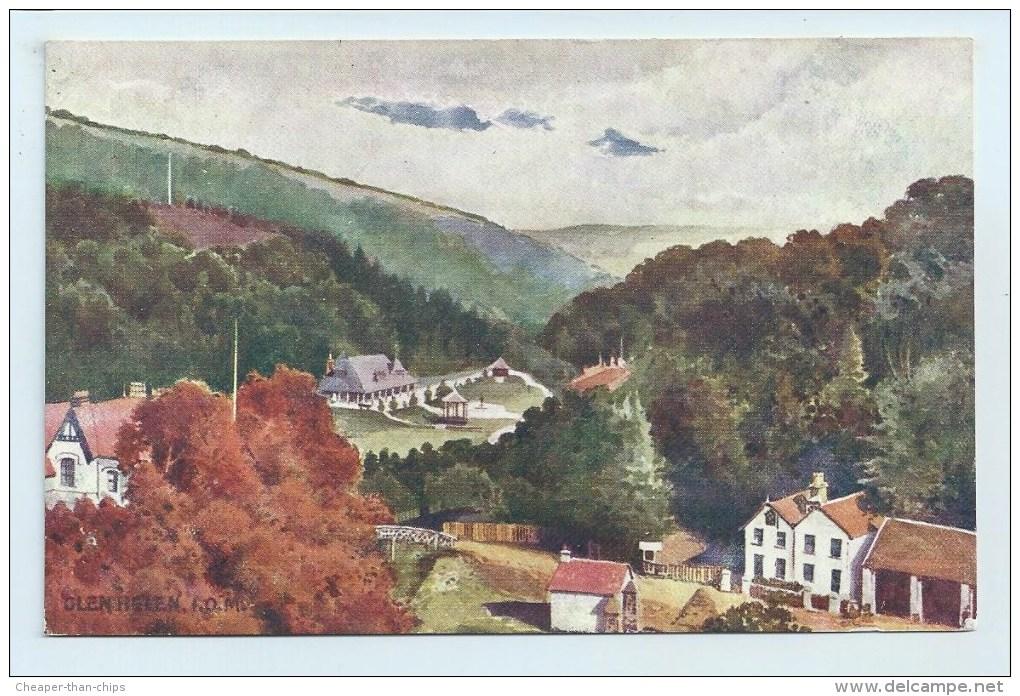 Glen Helen, I.O.M. - Hall & Co - Isle Of Man