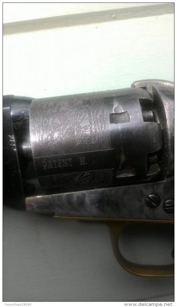 Pistolet Poudre Noire - Armes Neutralisées
