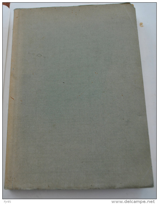 COURS D ARBORICULTURE FRUITIERE 2 EME EDITION 1934 PROFESSE PAR L.CUNY JARDIN DU LUXEMBOURG - 1901-1940
