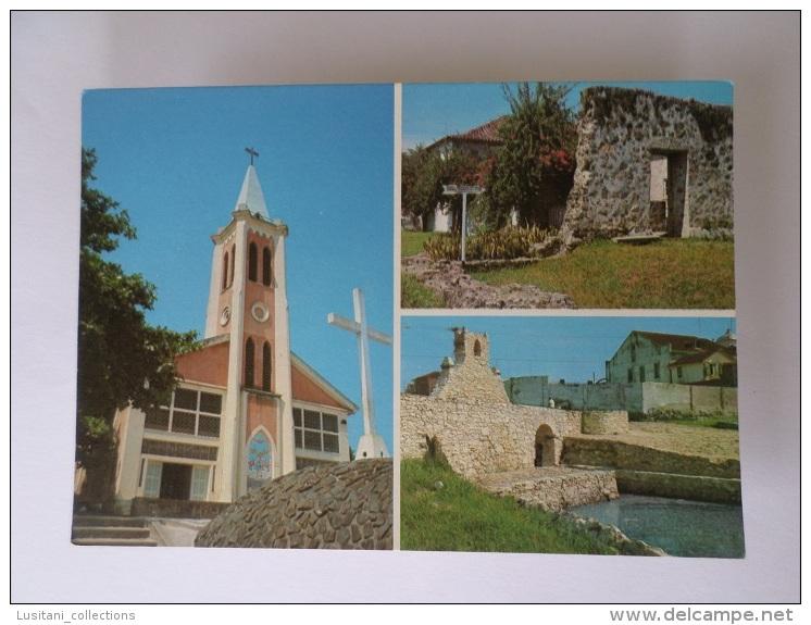 BRASIL BRAZIL BRESIL PARANA MULTI VIEWS & ROCIO IGREJA CHURCH EGLISE & MUSEU MUSEUM & FONTE VELHA FOUNTAIN 1970 YEARS PC - Curitiba
