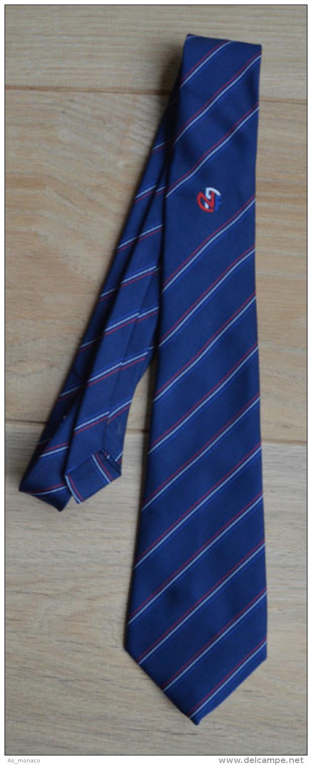 Stropdas Tie Cravate Norwegian FA Football Fotbold Norway Norge - Dassen
