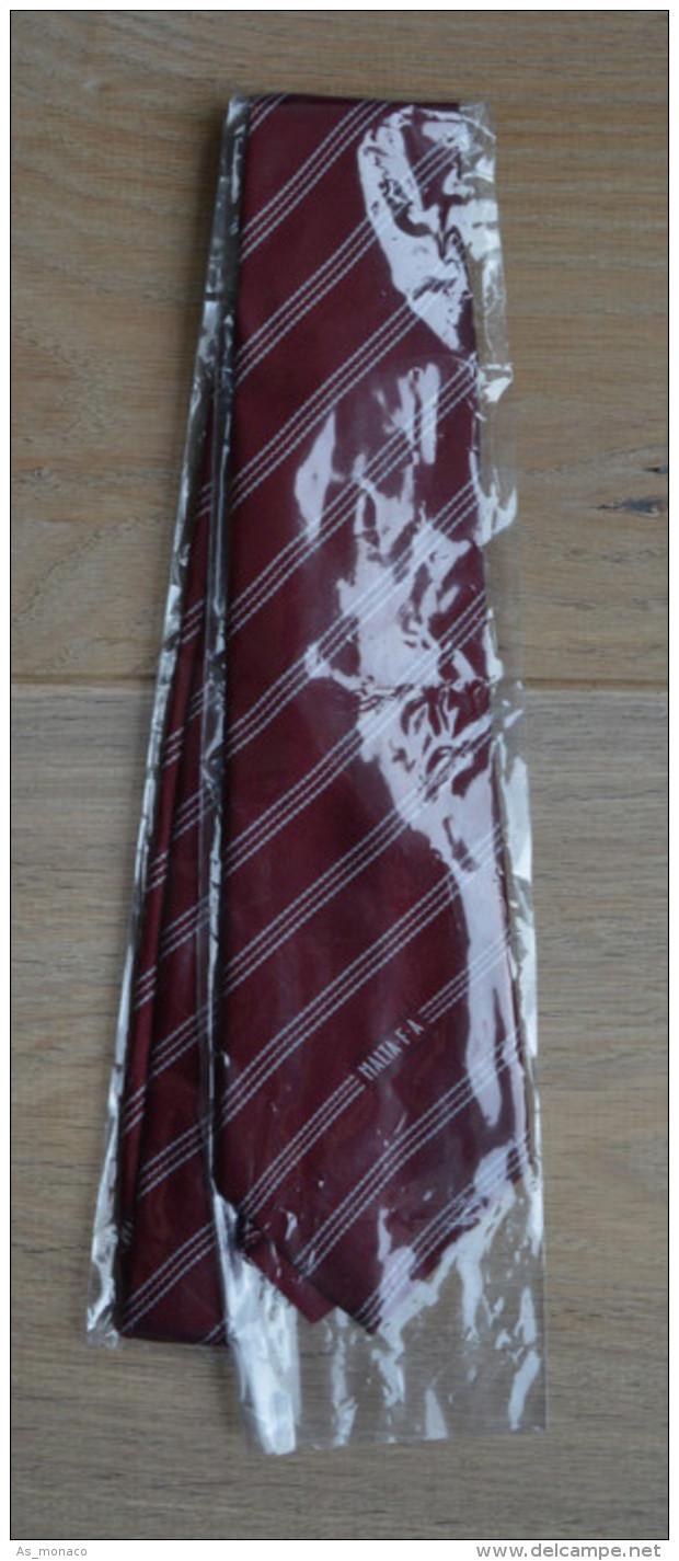 Stropdas Tie Cravate Malta FA Football Sports Asociation - Dassen