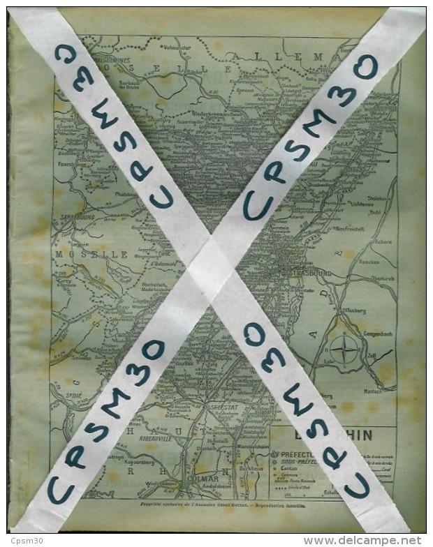 ANNUAIRE - 67 - Département  Bas-Rhin - 1938 - édition Didot-Bottin - Telephone Directories