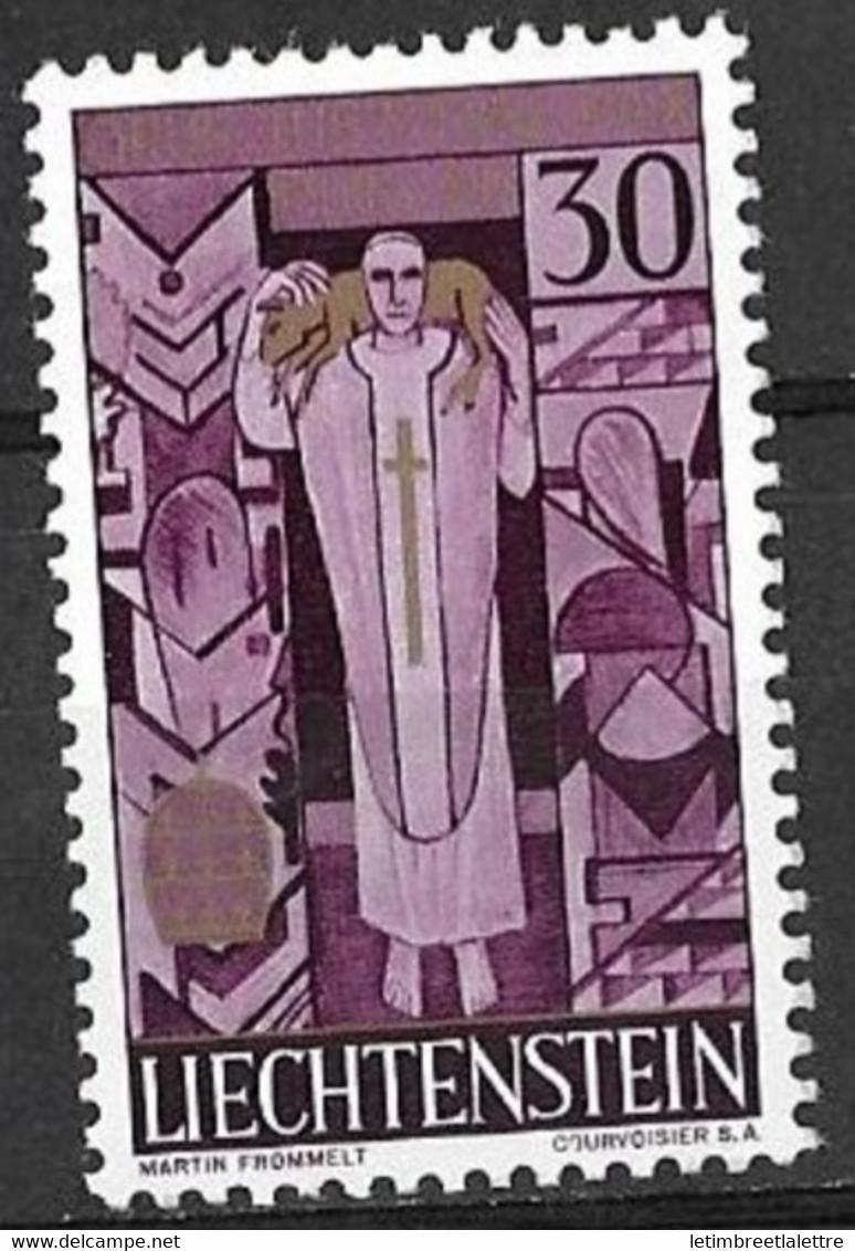 Liechtenstein N° 342** - Liechtenstein