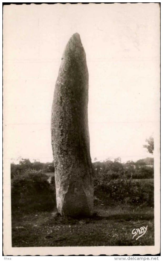 DOLMEN - MENHIRS - QUINTIN - 22 - Dolmen & Menhirs