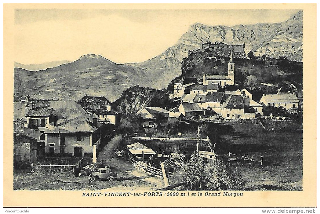 Saint Vincent Des Forts - Et Le Grand Morgon - Non Classés