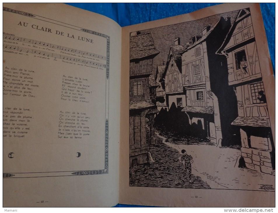 Belles Illustrations-le Rallic -la Danse Des Gorets-cadet Rousselle-j´ai Du Bon Tabac Etc.... - Non Classés