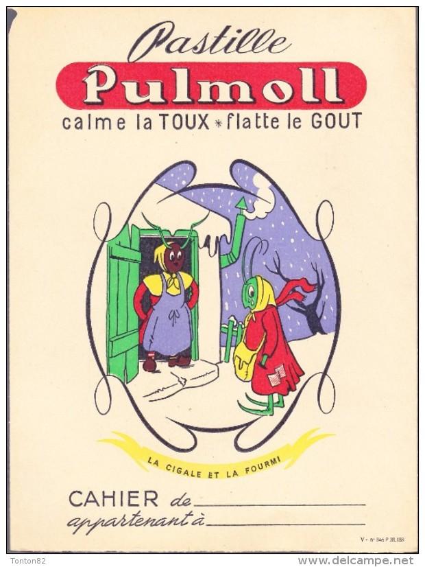 Protège Cahier - PASTILLE  PULMOLL - Produits Pharmaceutiques