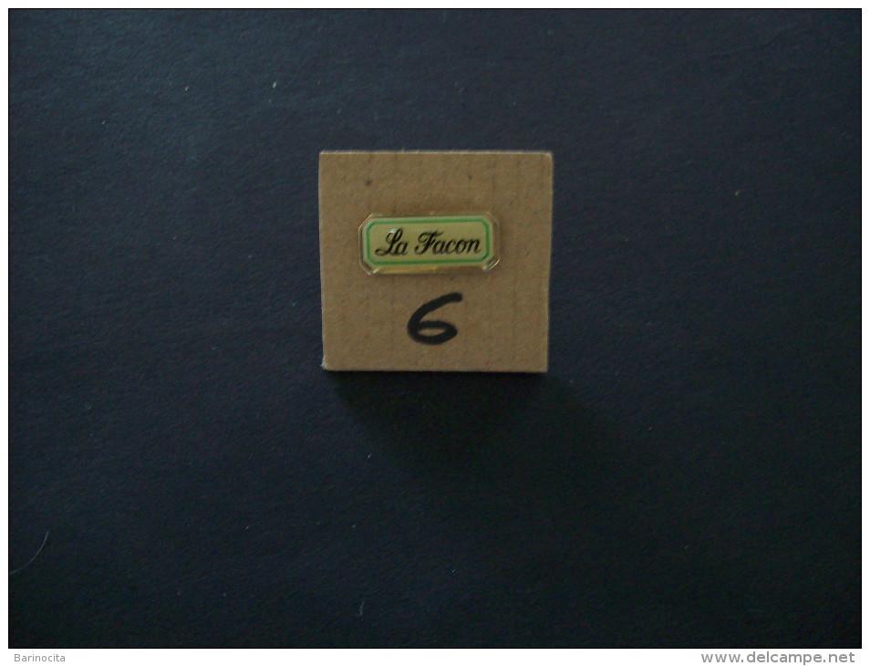 """PIN´S - BIERES """" La Facon """" Voir Photo (6 ) - Bier"""