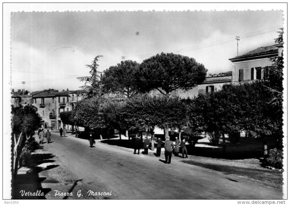 Vetralla - Piazza G. Marconi - Viterbo