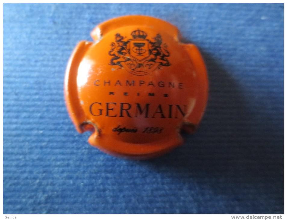 GERMAIN Orange Et Noir - Germain