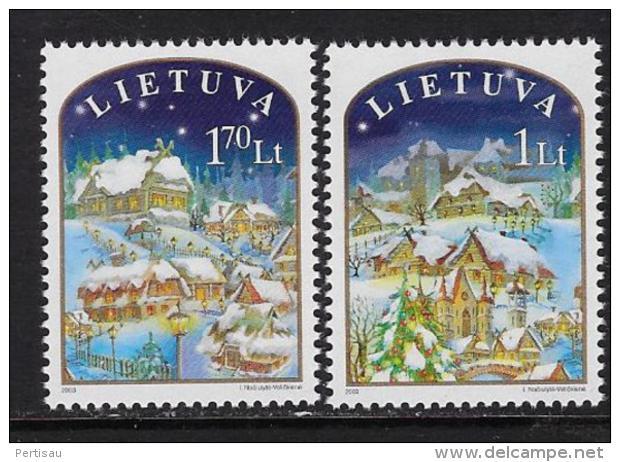 Litouwen 2003 - Lituanie