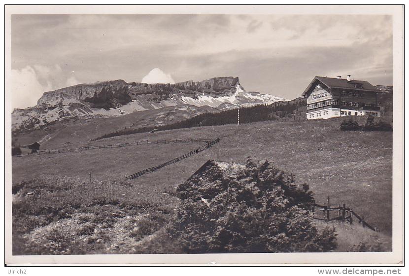AK Hirschegg - Waldemar-Petersenhaus  (23543) - Kleinwalsertal