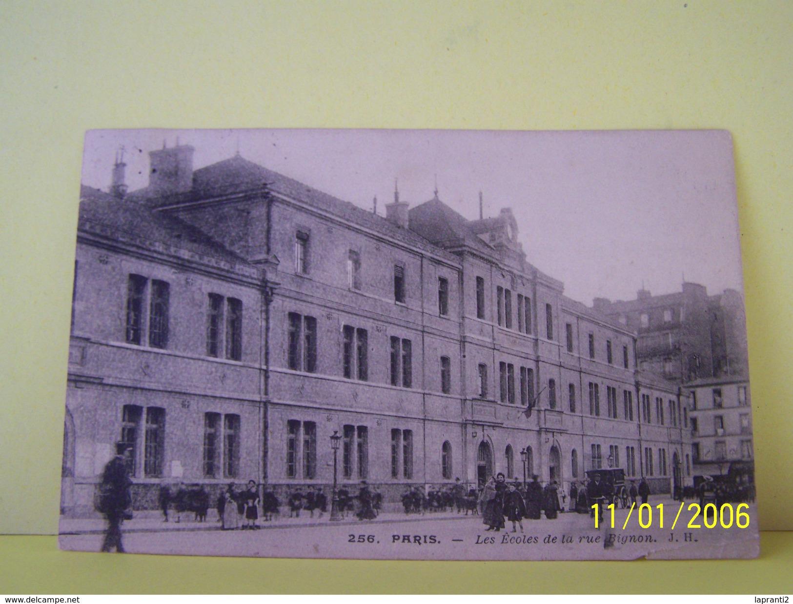 PARIS (12°ARRONDISSEMENT) LES ECOLES DE LA RUE BIGNON. - Arrondissement: 12