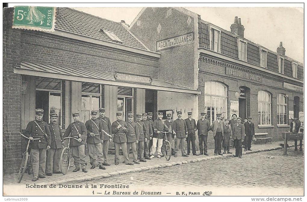 Scènes De Douane à La Frontière - Le Bureau Des Douanes - Douane
