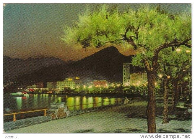 SALERNO Di Notte -Lungomare -F/G Colore  (190910) - Salerno