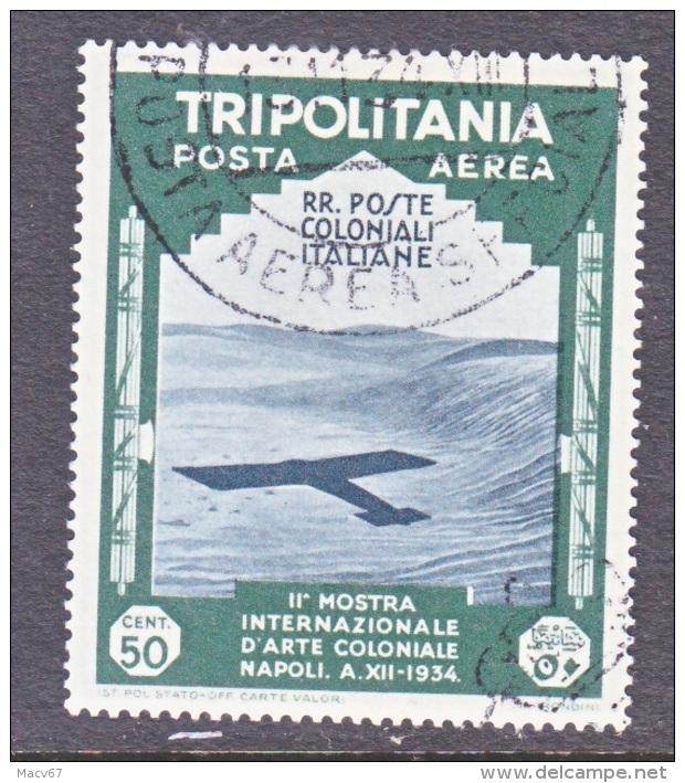 TRIPOLIANIA  C 44   (o) - Tripolitania