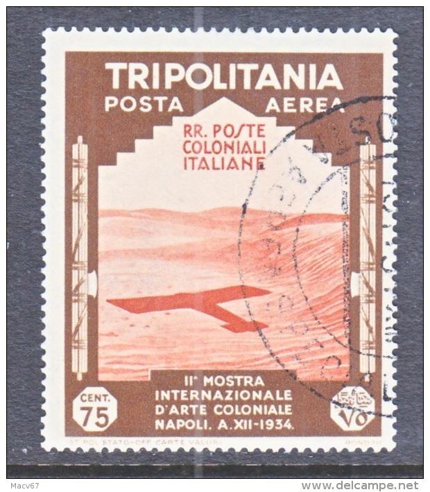 TRIPOLIANIA  C 45   (o) - Tripolitania