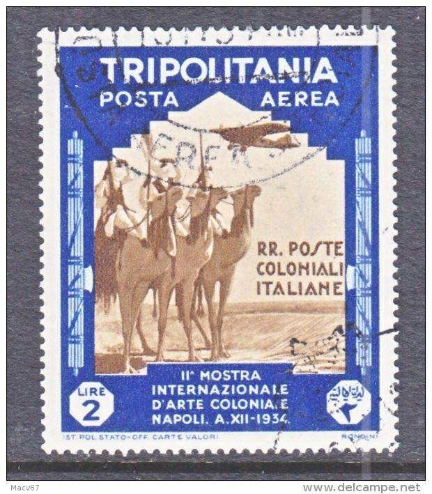 TRIPOLIANIA  C 48   (o) - Tripolitania