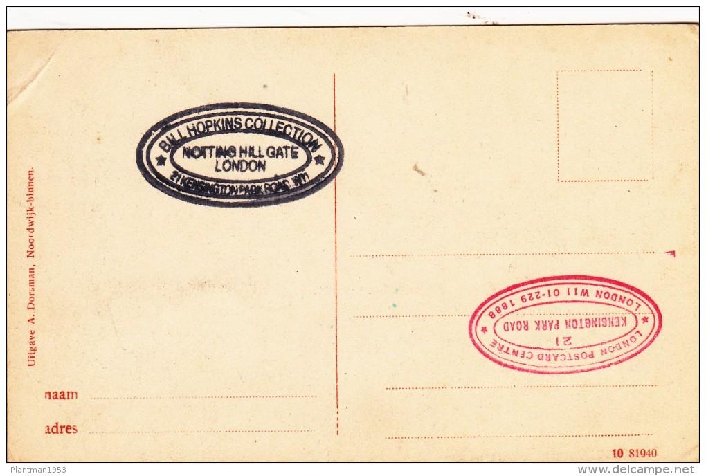 Old Card Of Noordwijk-binnen-Huize Offem,South Holland , Netherlands.,N38.. - Noordwijk (aan Zee)