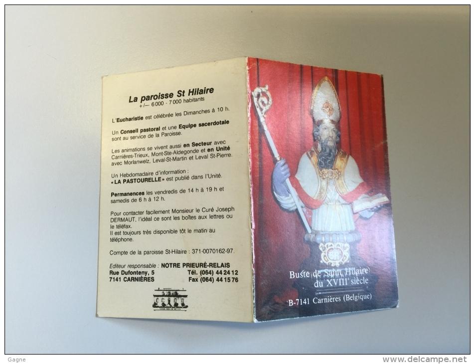 16L - Saint Hilaire Carnieres - Andachtsbilder