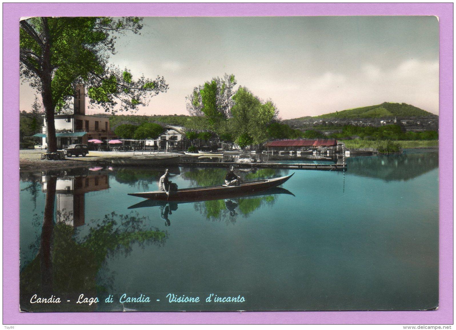 Candia - Lago Di Candia - Visione D'incanto - Italie