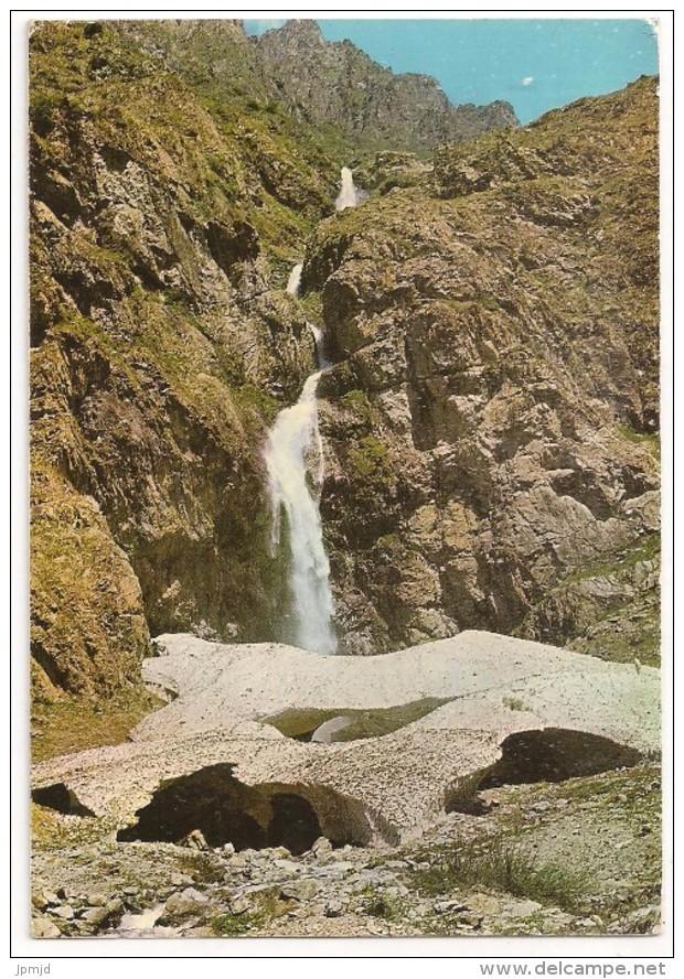 05 - La Chapelle En Valgaudemar - La Cascade Du Casset - Editions Des Alpes N° T 316 - Autres Communes