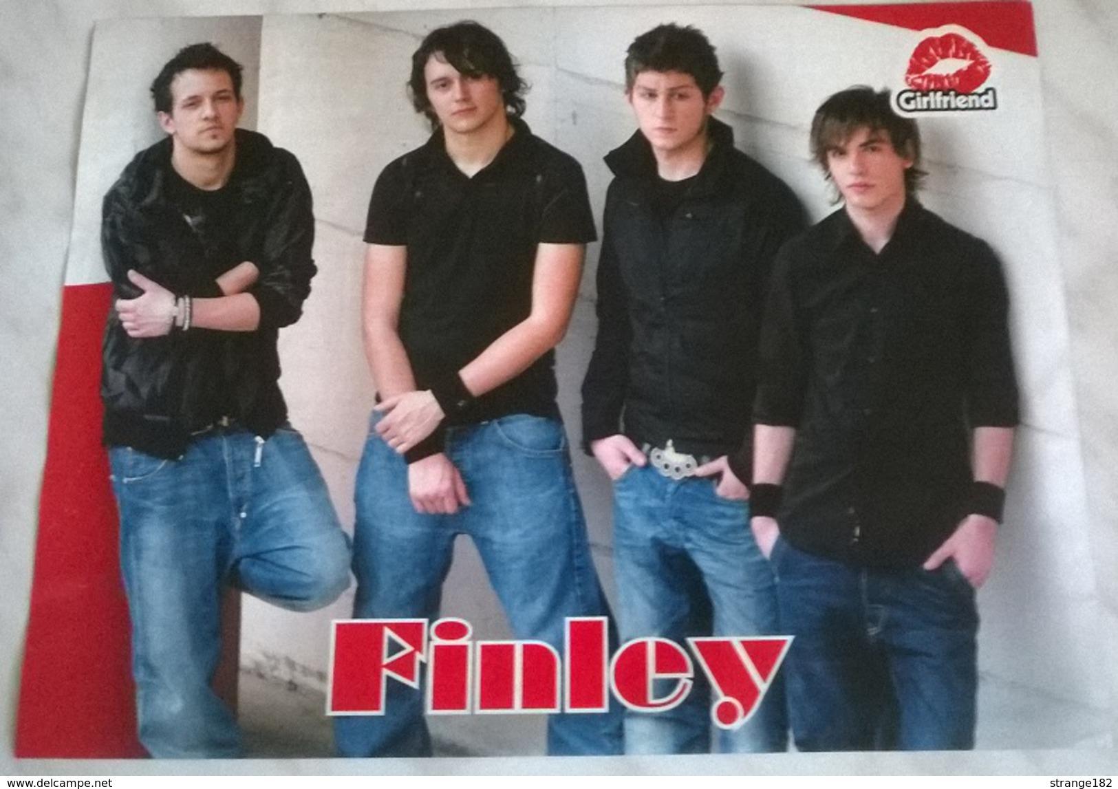 POSTER FINLEY - Manifesti & Poster