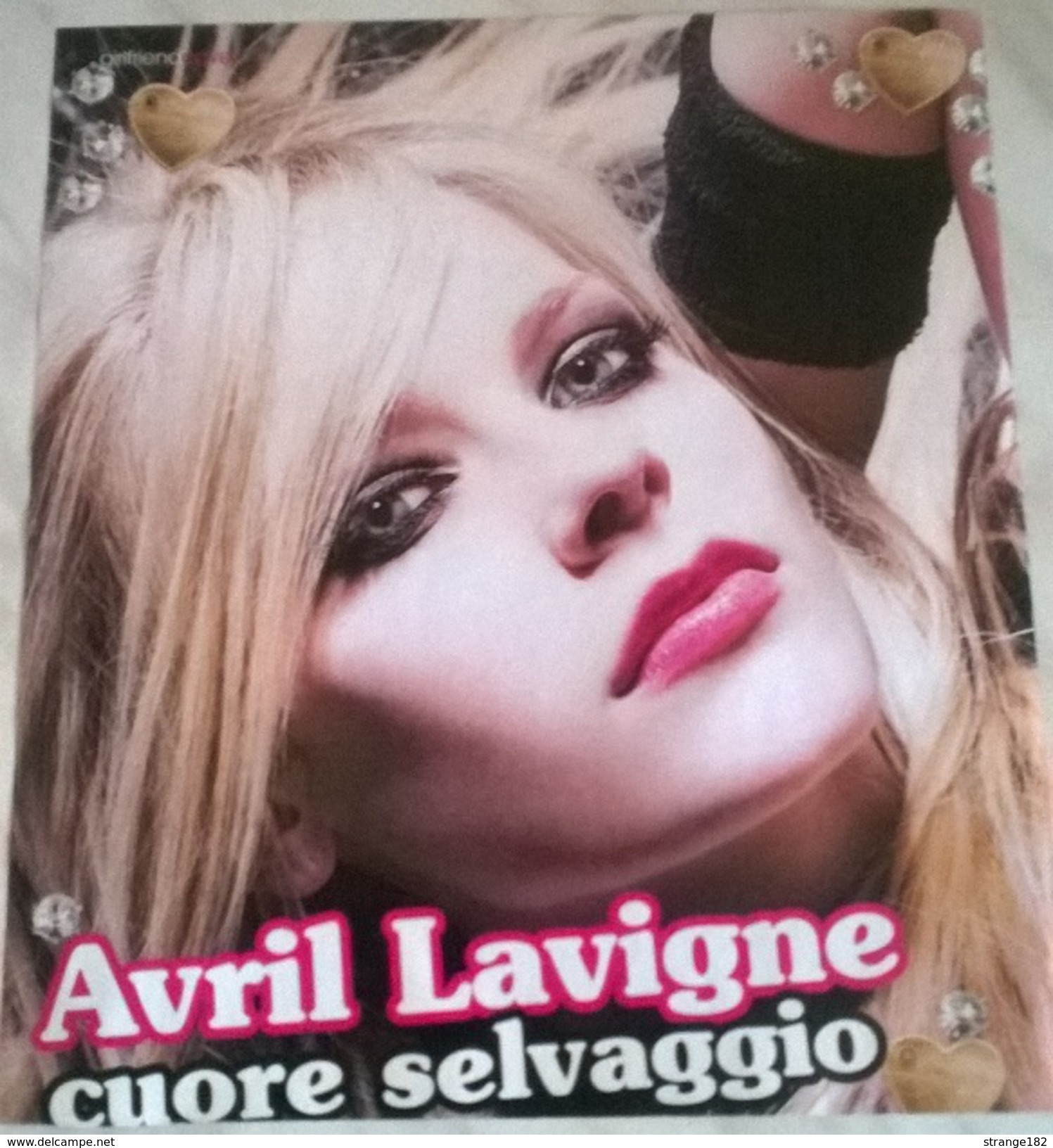 POSTER AVRIL LAVIGNE - Manifesti & Poster