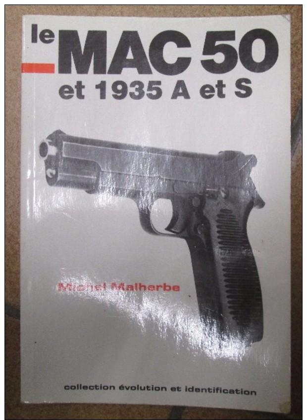 Livre MAC50 - Armes Neutralisées