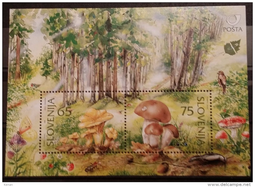 Slovenia, 1996, Mi: Block 3 (MNH) - Eslovenia