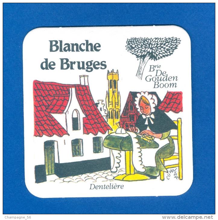 BLANCHE DE BRUGES  NEUF  PAS UTILISÉE - Sous-bocks