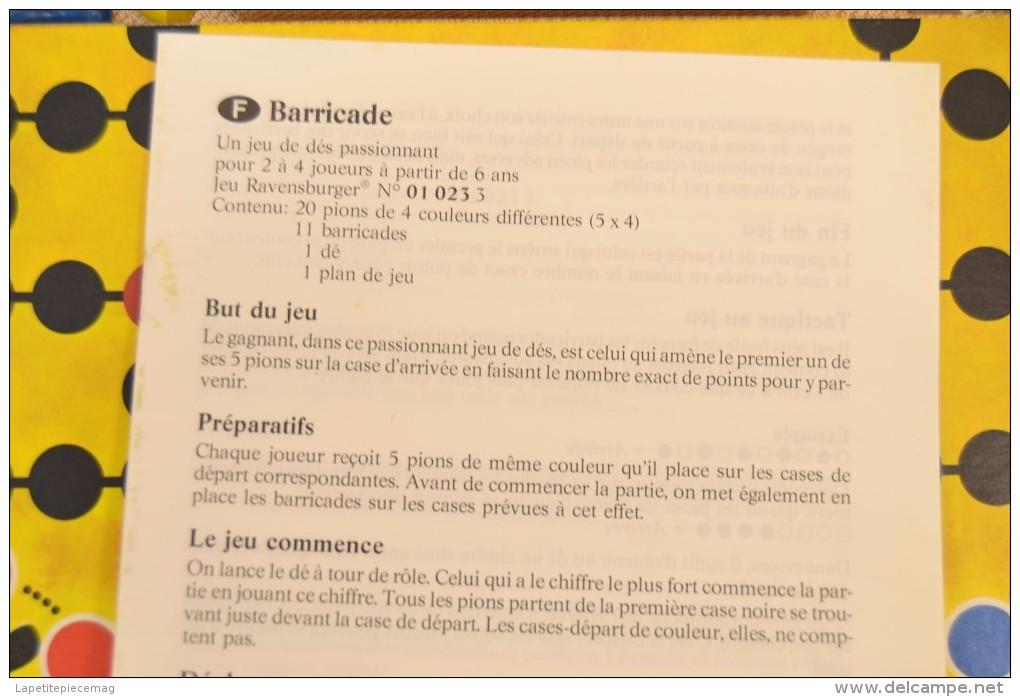 QUI EST CE? Edition 1987 Jeu de société Complet.