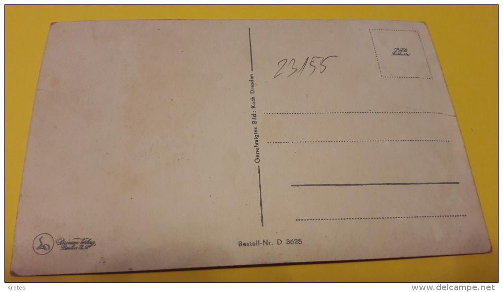 Postcard - Militaria, War 1939-1945, Deutsches Reich     (23155) - Guerra 1939-45