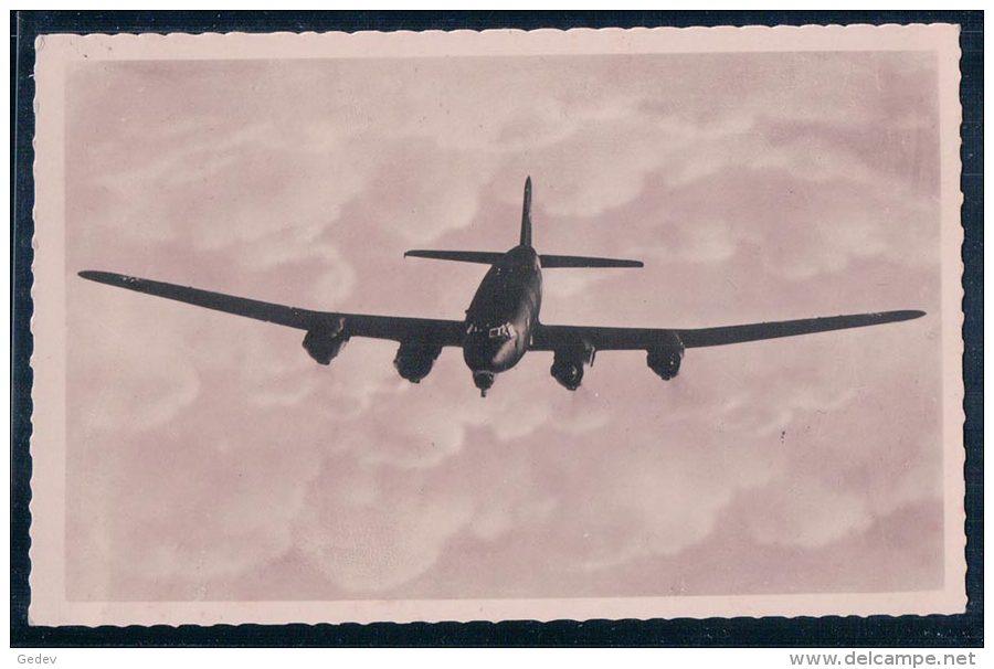 Aviation, Der Viermotorige Langstreckenbomber Der Deutschen Luftwaffe FW 200-C CONDOR Mit 4 BMW Bramo-Motoren (332) - 1939-1945: 2ème Guerre
