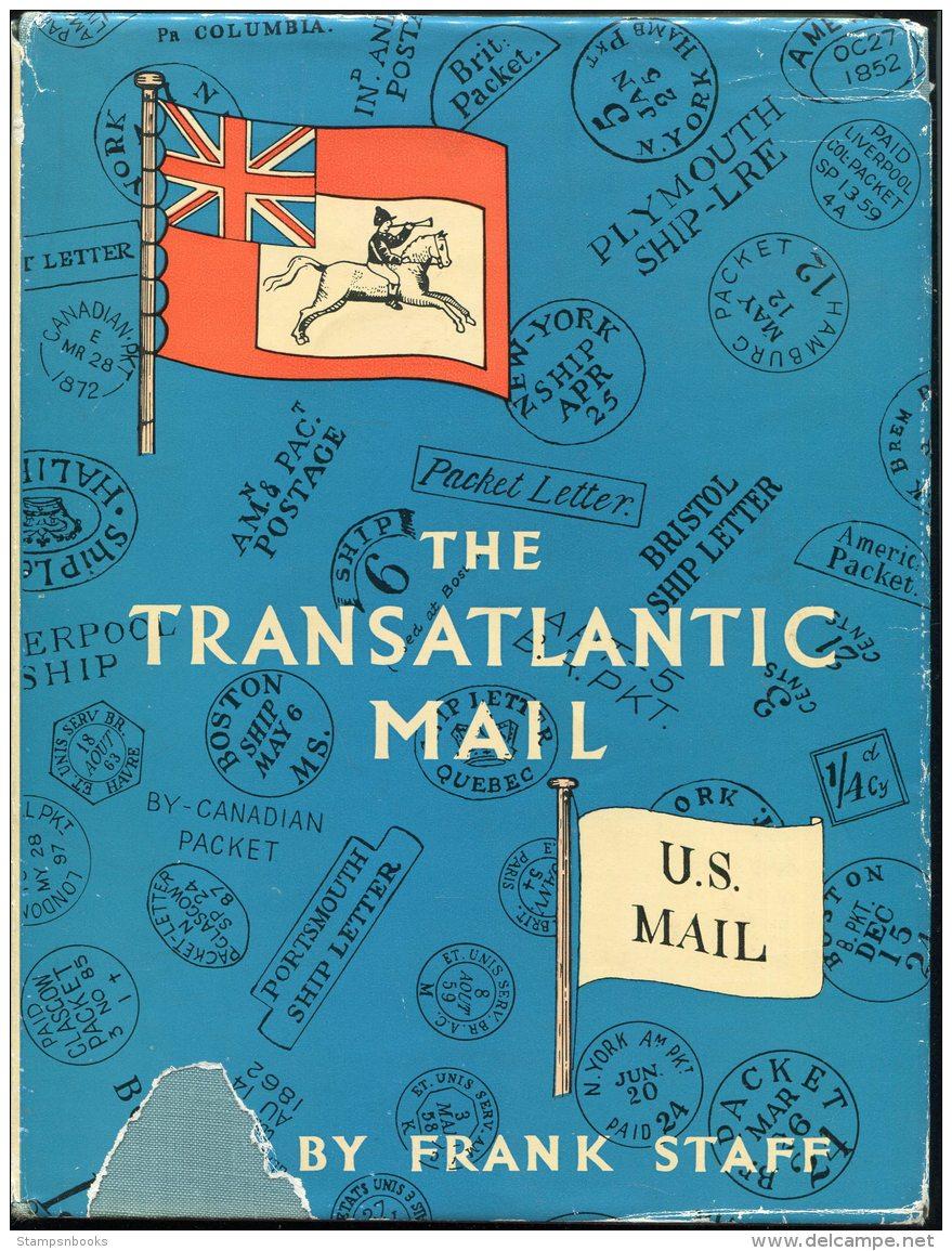 The Transatlantic Mail - Frank Staff - Zeepost & Postgeschiedenis