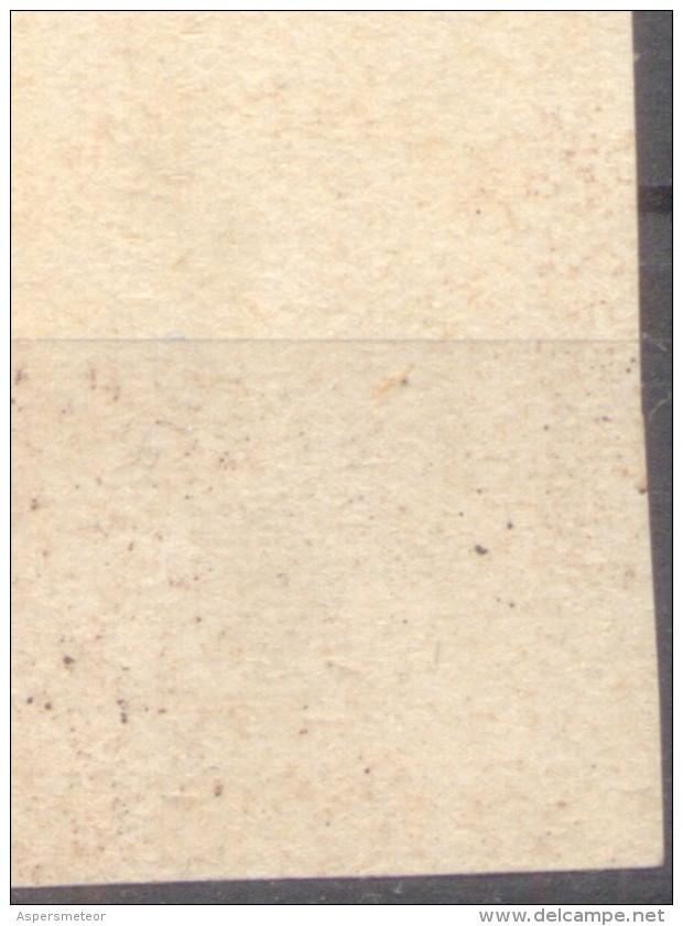 NEW SOUTH WALES - NOUVELLE GALLES DU SUD ANS 1851-1854 EFFIGIE LAUREE DE LA REINE VICTORIA YVERT NR. 12 MNH TBE VOIR SCA - 1850-1906 New South Wales