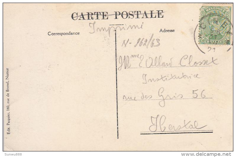 Ciney - L'Eglise (Edit. Paquier, 1921) - Ciney