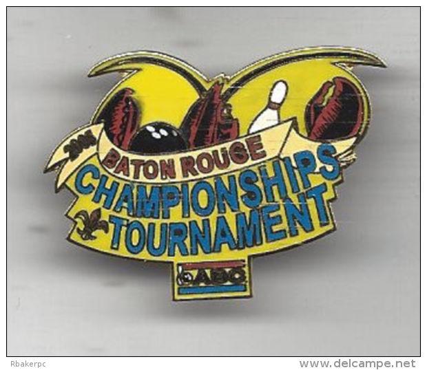 Pin From The ABC National Championships Tournament 2005 Baton Rouge, LA  - USA - Bowling