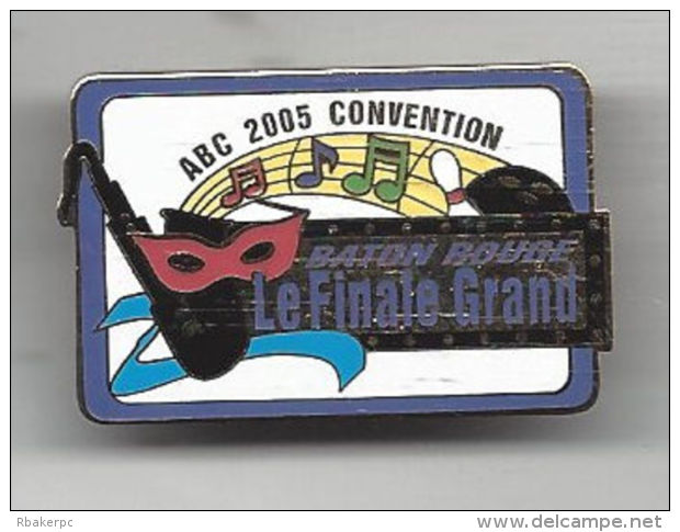 Pin From The 2005 American Bowling Congress National Convention In Baton Rouge, LA - USA - Bowling