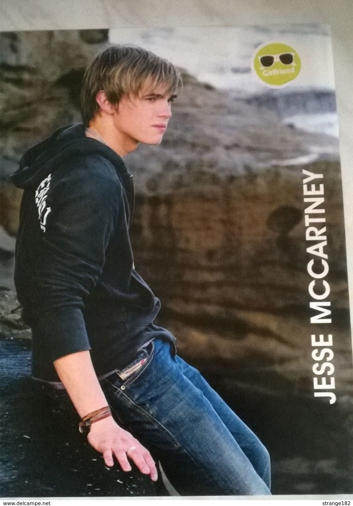 POSTER JESSE MCCARTNEY - Manifesti & Poster