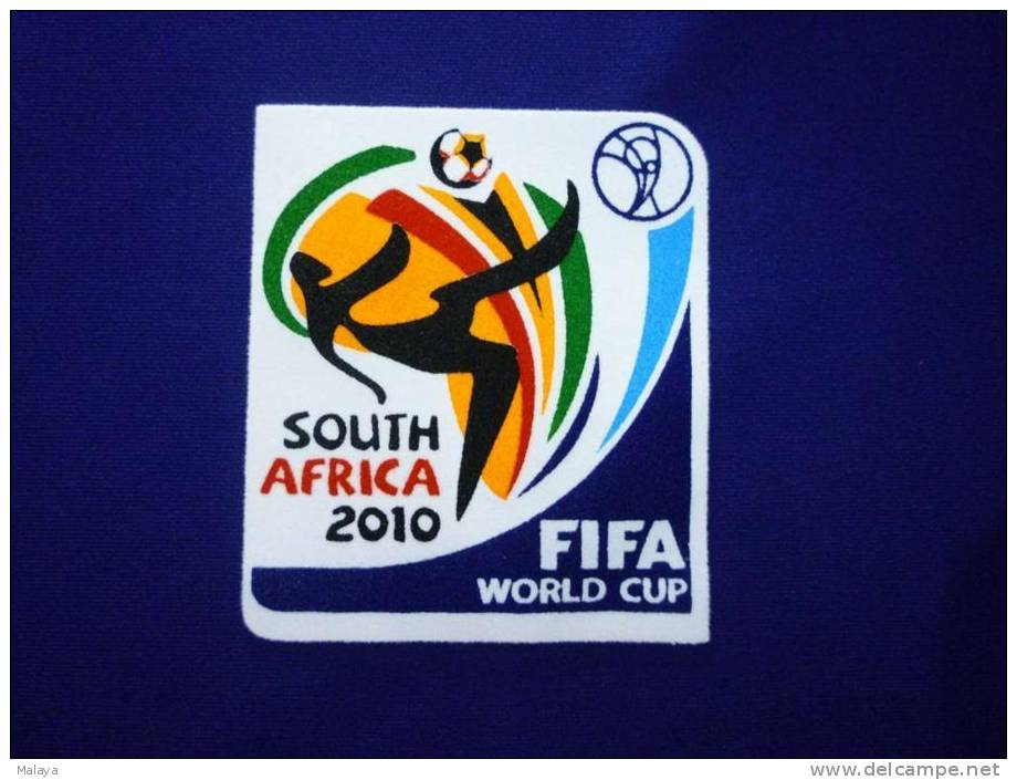 FIFA WORLD CUP 2010 FOOTBALL SOCCER EMBROIDERED PATCH Patches - Patches