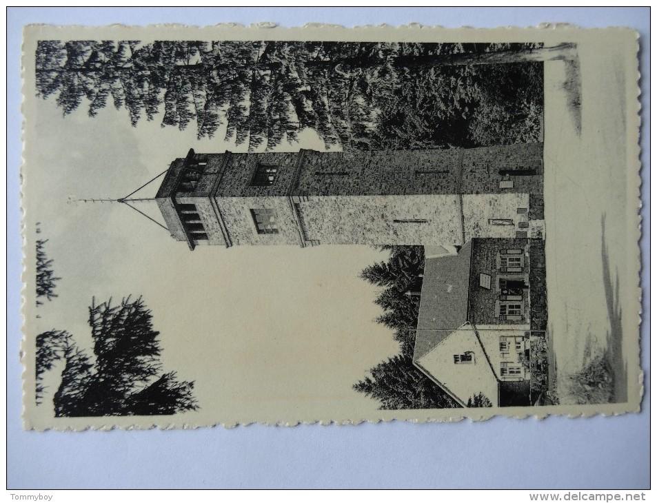 Hautes Fagnes, Observatoire De Botrange, Non Circulé, 2 Scans - Waimes - Weismes