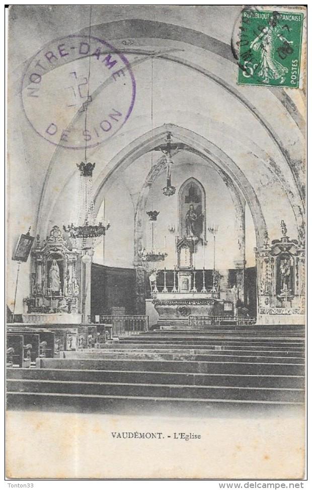 VAUDEMONT - 54 - Intérieur De L'Eglise - ENCH0616 - - Frankreich