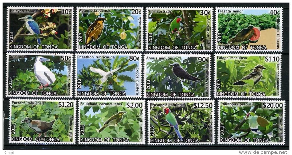 2014 - TONGA  - Mi. Nr. 1885/1896 - NH - ( **) - (K-EA-361369.1) - Tonga (1970-...)